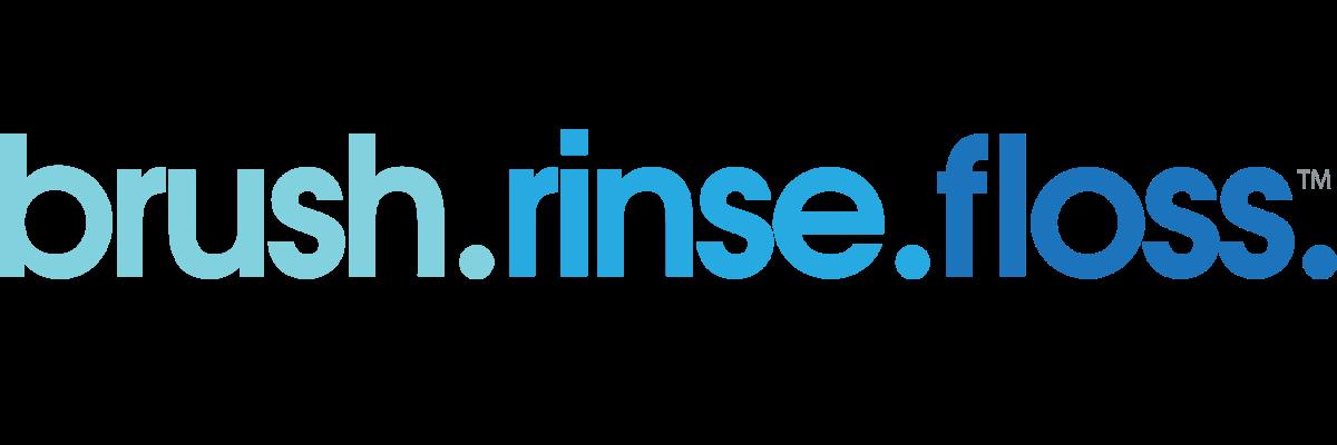 Brush Rinse Floss
