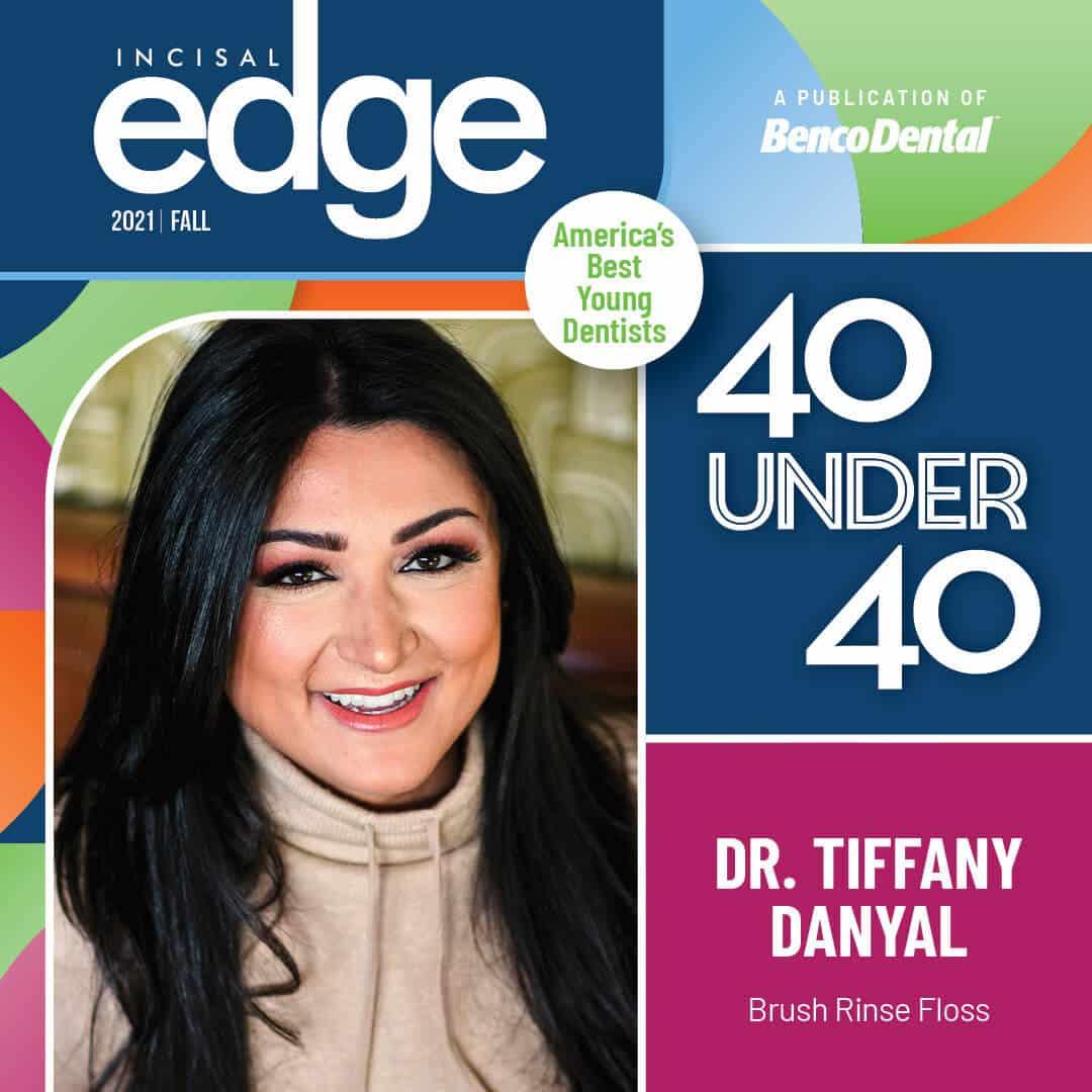 Tiffany Danyal 40 Under 40